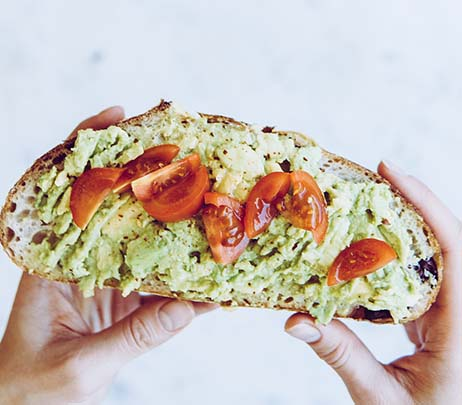 Recipe of the Month: Avocado Toast
