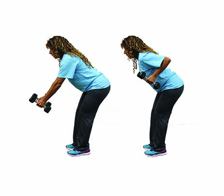 Exercise of the Month: Dumbbell Row