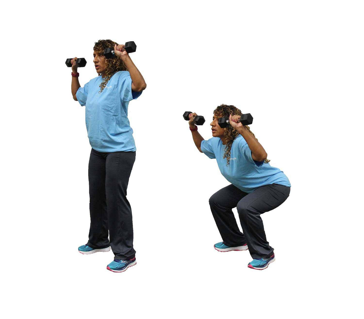 Exercise of the Month: Dumbbell Squat