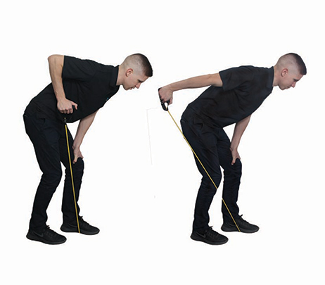 Exercise of the Month: Elbow Extension with Resistance Band