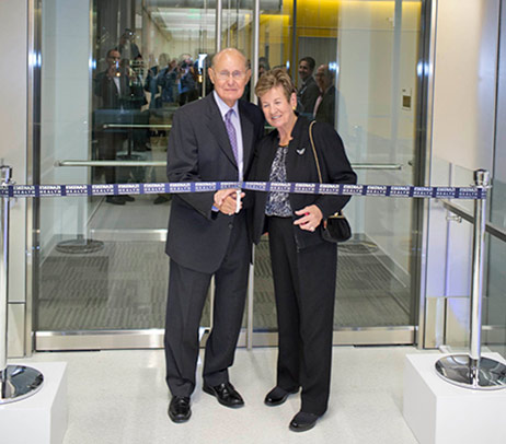 Eskenazi Health Holds Monumental Ribbon-Cutting for New Sidney & Lois Eskenazi Hospital and Eskenazi Health Downtown Campus