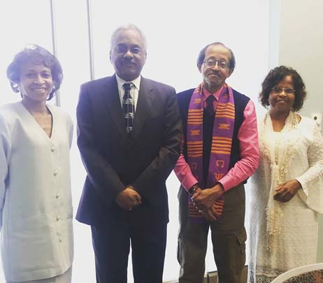 Family of one of Indianapolis' first African American physicians, Dr. Harvey Middleton, to attend celebration - Eskenazi Health