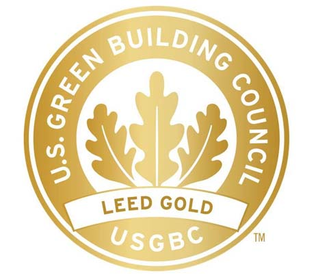 Health care campus becomes first in the state to achieves LEED® Gold certification - Eskenazi Health