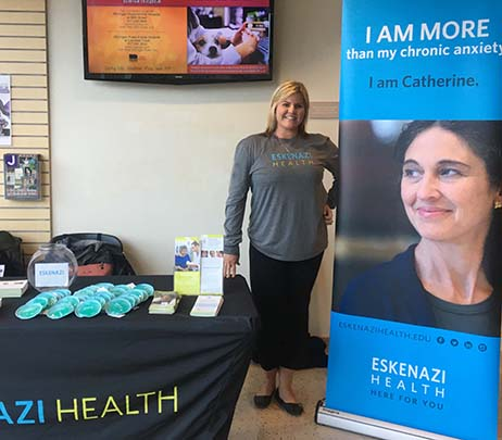 Eskenazi Health Partners with Jewish Community Center to Promote Good Health
