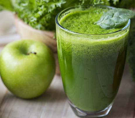Recipe of the Month: Detox Smoothie