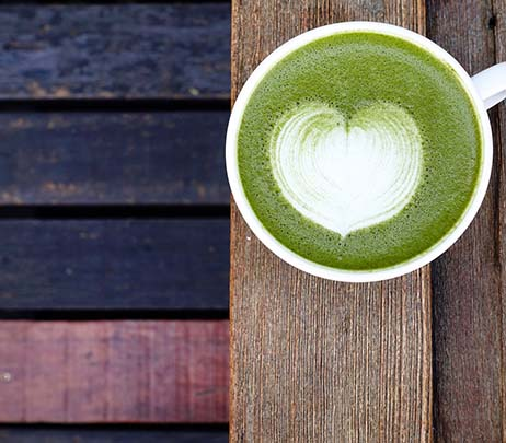 Recipe of the Month: Matcha Latte