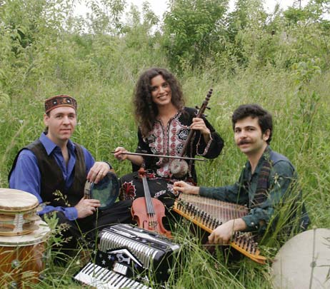 Middle Eastern Classical Music Group Returns to Eskenazi Health