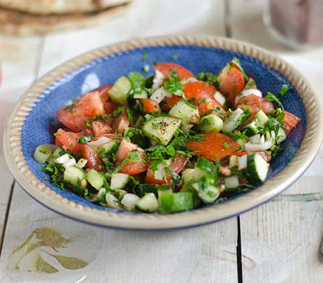 Recipe of the Month: Simple Persian Salad
