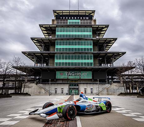 IndyCar Driver Pippa Mann to Appear May 2 at Eskenazi Health's Downtown Campus