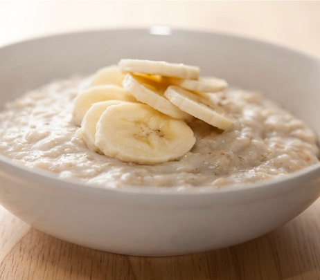 Recipe of the Month: Banana Oatmeal