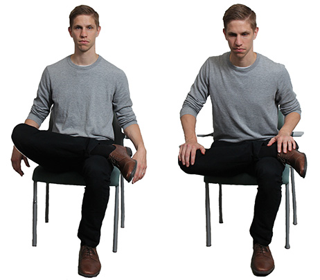 Exercise of the Month: Seated Hip Flexor Stretch