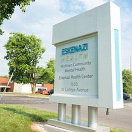 Eskenazi Health 1650 N. College Ave.