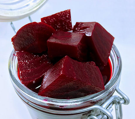 Recipe: Easy Pickled Beets