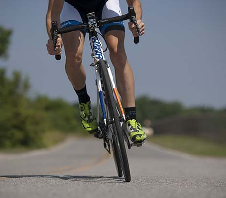 Eskenazi Health Bicyclists will Honor Palliative Care Patients