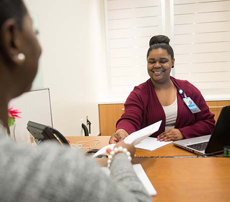 Eskenazi Health Hosts Health Insurance Enrollment Event