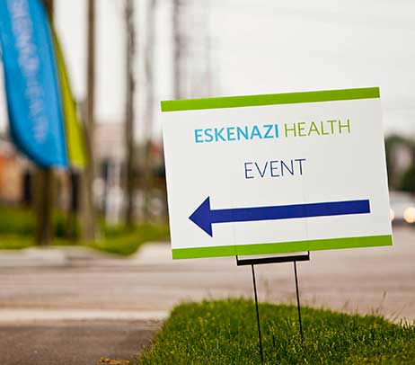 Free Health Screenings Available Aug. 11 during Eskenazi Health Event