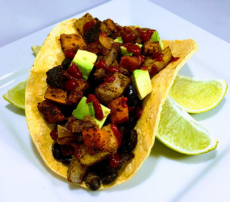 Recipe: Roasted Root Vegetable Tacos