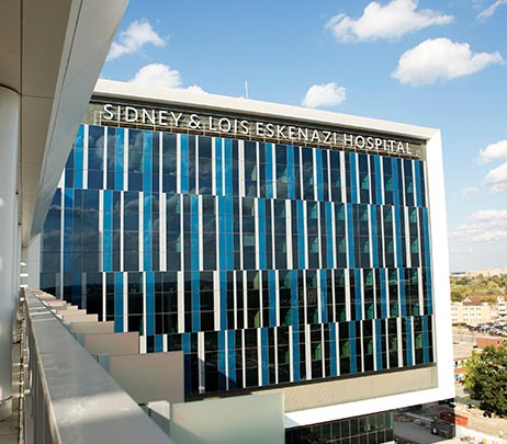 New Sidney & Lois Eskenazi Hospital and Eskenazi Health Campus Opens